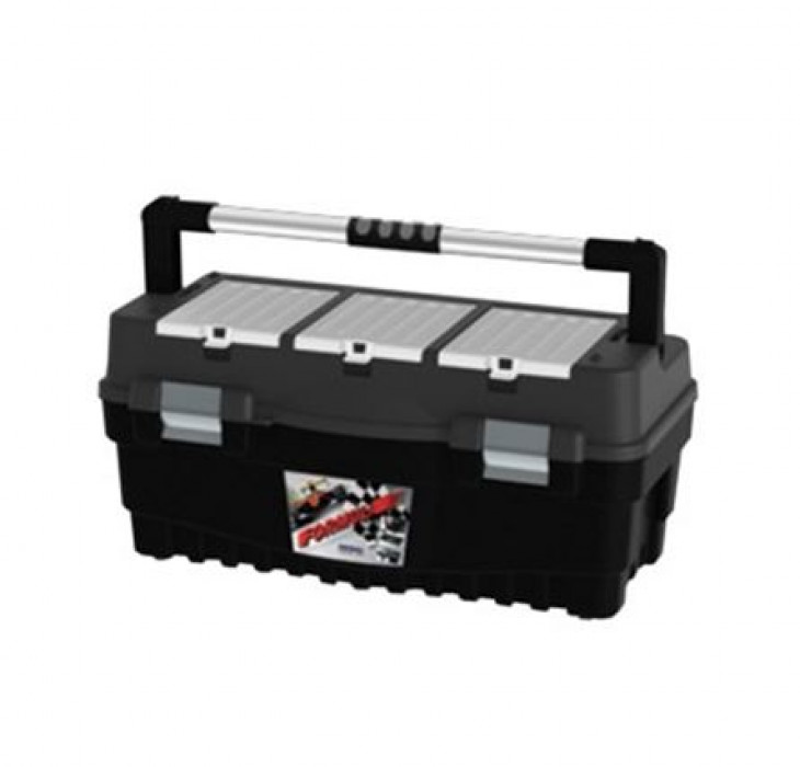Instrumentu kaste Formula S600  Alu
