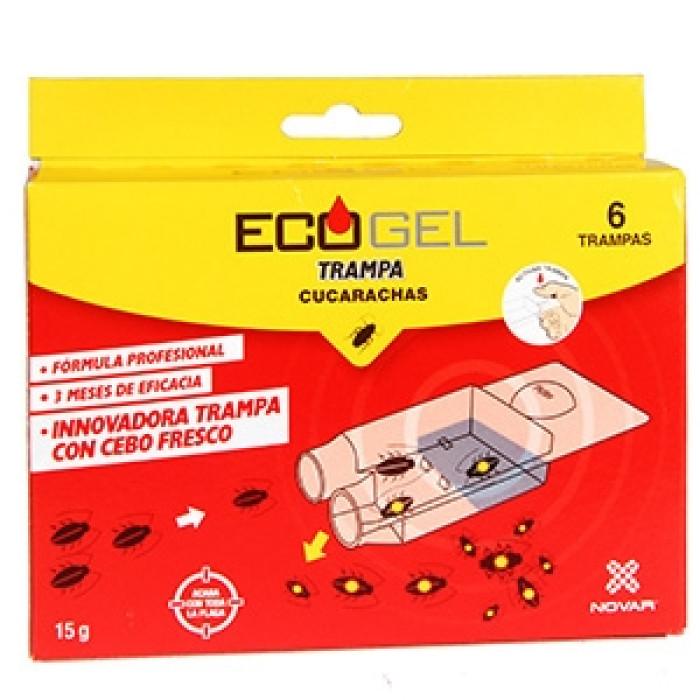 Ecogel līdzeklis pret prusakiem ēsmas stacijas