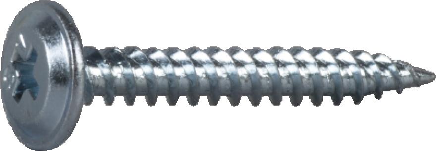 Montāžas skrūve 4.2x32mm Zn 250gab/iep., ESSVE 572632