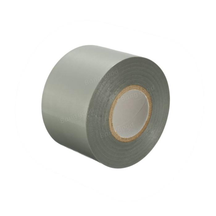 NOVIPRO moisture resistant adhesive tape 38mm x 25m grey