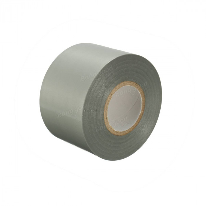 NOVIPRO moisture resistant adhesive tape 50mm x 10m grey