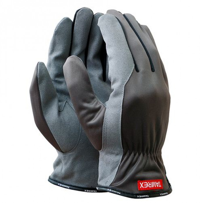 TAMREX soft gloves in synthetic leather. 9/L