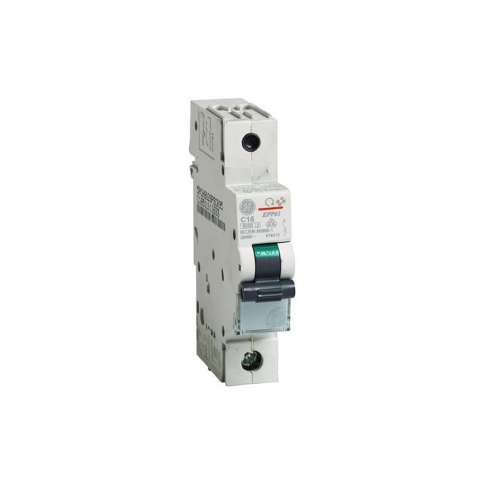 Miniature circuit breaker GE C 1P 40A G60