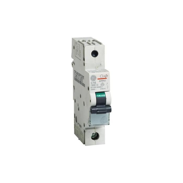 Miniature circuit breaker GE C 1P 20A G60