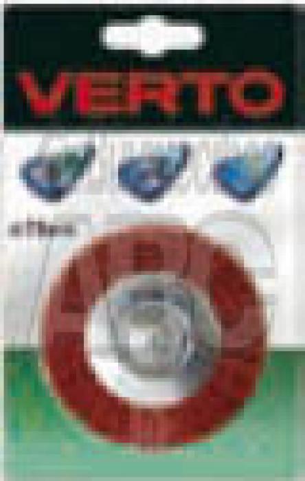 Birste diskveida neilona koka/ metāla apstrādei  D75mm/6mm