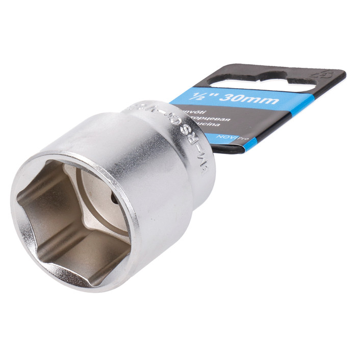 Socket 1/2'' 30mm, Novipro