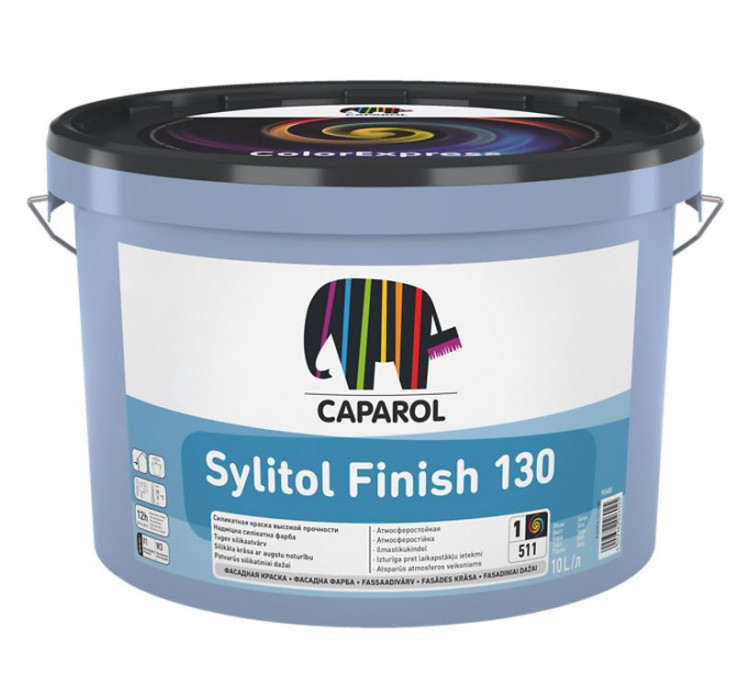 Silicate paint Sylitol Finish B1 10L