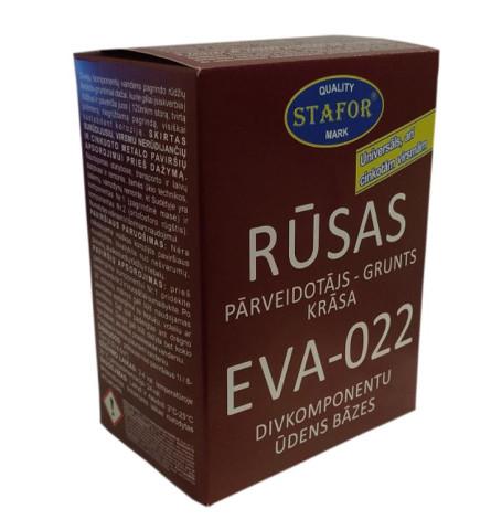 Stafor EVA-022  0.4kg rūsas  pārveidotājs grunts krāsa