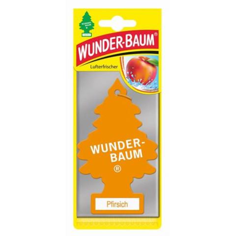 WUNDER-BAUM Peach  Gaisa atsvaidzinātājs