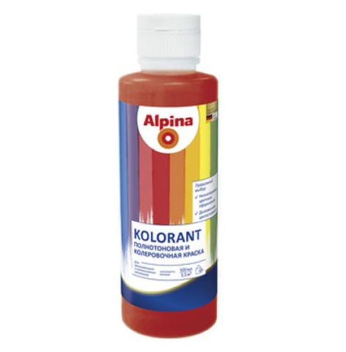 Alpina KOLORANT Schwarz 500ml