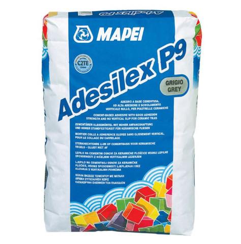 Mapei ADESILEX P9  5kg (C2TE)  Paaugstinātas stiprības līme