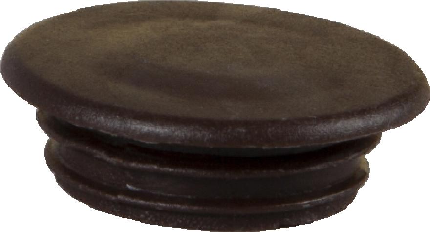 Dekoratīvas cepurītes, brūnas 20gab/iep., ESSVE 511212