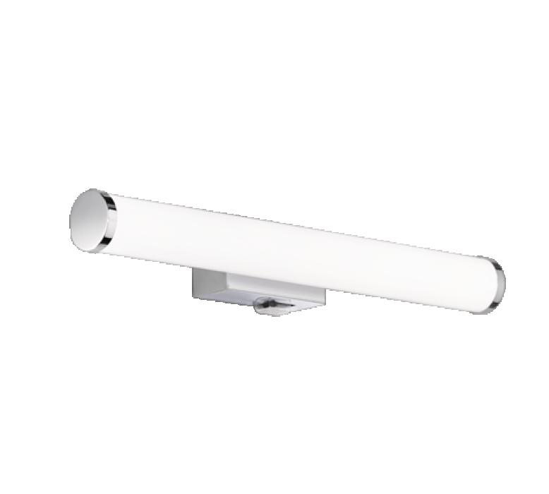 Настенный светильник TRIO Mattimo 1XLED SMD 4.3W 450Lm 3000K 40cm IP44 chrome 283270106