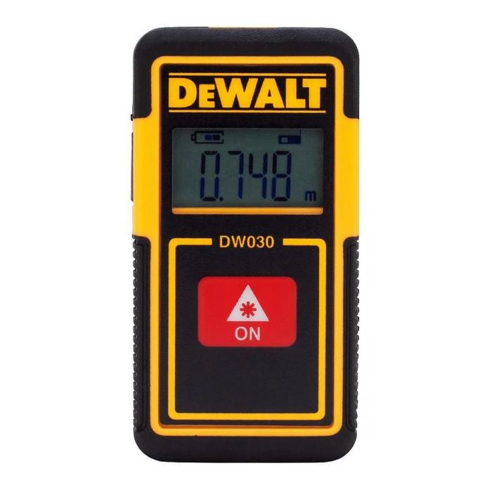 DeWalt 9M Pocket Laser Distance Measurer DW030PL-XJ