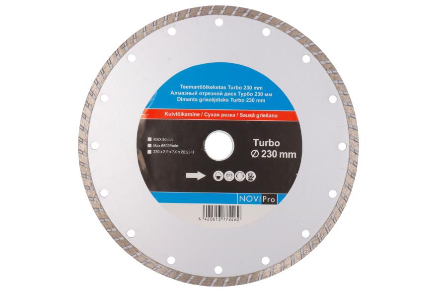 Dimanta Ripa Turbo 230mm  Novipro
