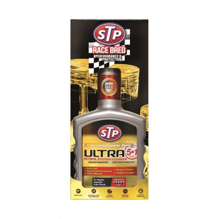 STP Ultra Petrol piedeva benzīnam 400ml