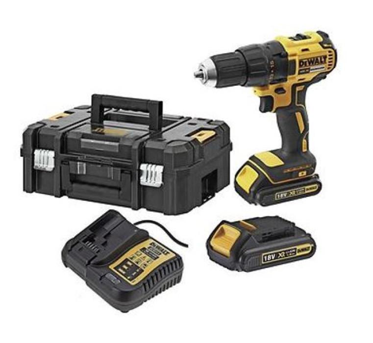 DeWALT DCD777S2T Cordless drill 18V LiIon Drill