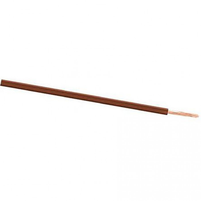 ELECTRIC CABLE single core   2.5 brown H07V-K
