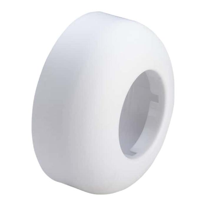 282547 Viega rozete DN40  plastmasas balta