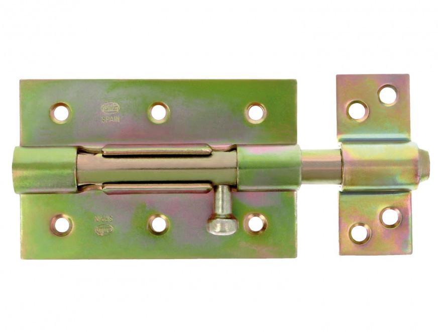 Barrel bolt 454-70mm zinc
