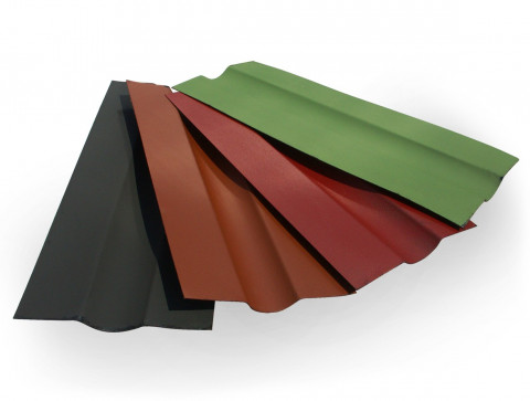 Guttanit K-11 bitumena kore,  zaļa 150x450x850mm