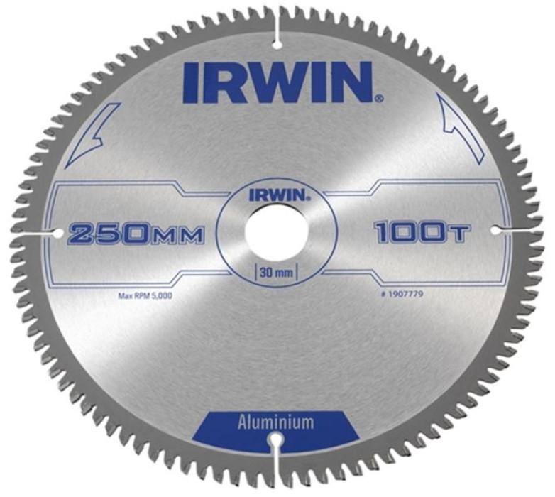 Zāģripa disks alumīnijam 250x30/20/16mm 100zobi