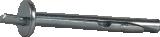 Ķīļenkurs 6x65mm 100gab/iep., ESSVE 143103