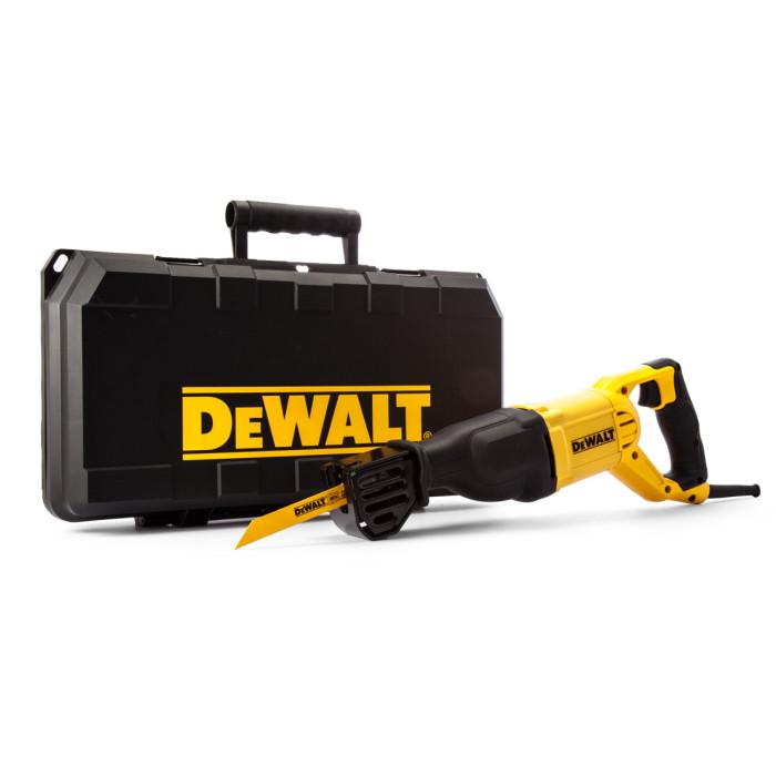 Zobenzāģis DeWALT DWE30PK-QS 1100W