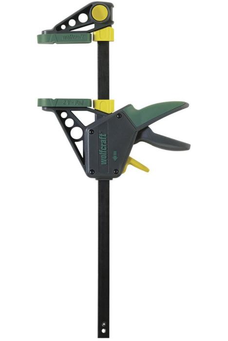 Wolfcraft spīles EHZ PRO  100 - 450 mm 3032000
