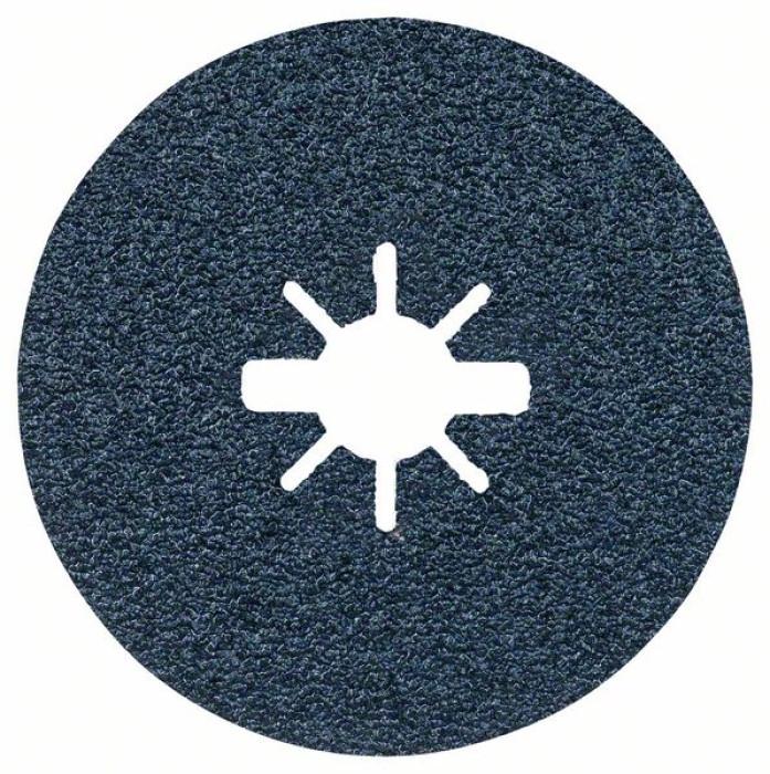 Sanding sheet for angle grinder Bosch Best for Metal; Ø125 mm; K36, 2608619160