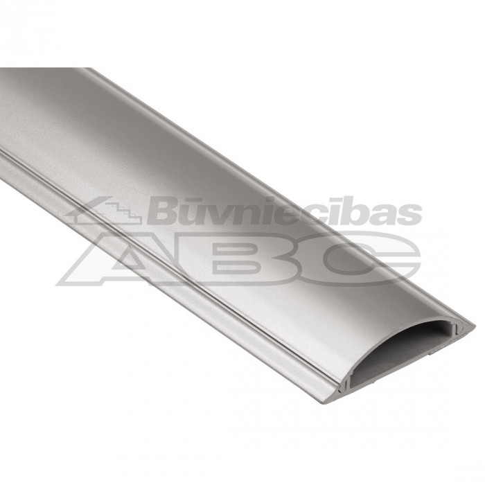 Cable trunking GGK ABK 12x50 2m grey