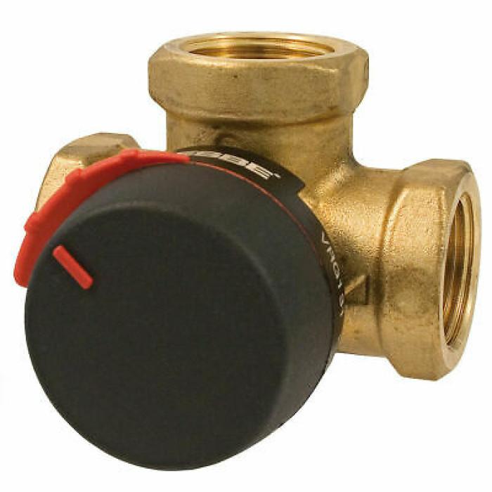 "Mixing valve VRG131, Dn20, Kvs6,3, Rp3/4"""