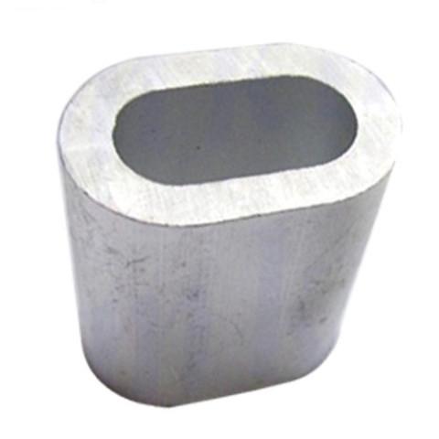Klemme 8.0mm, alumīnija  (10)