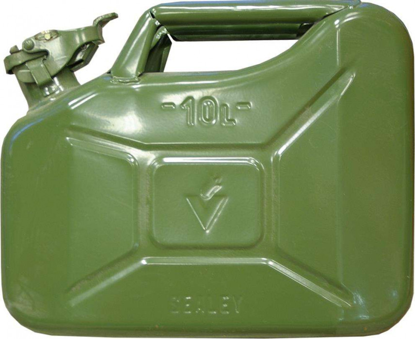 Fuel canister 10L