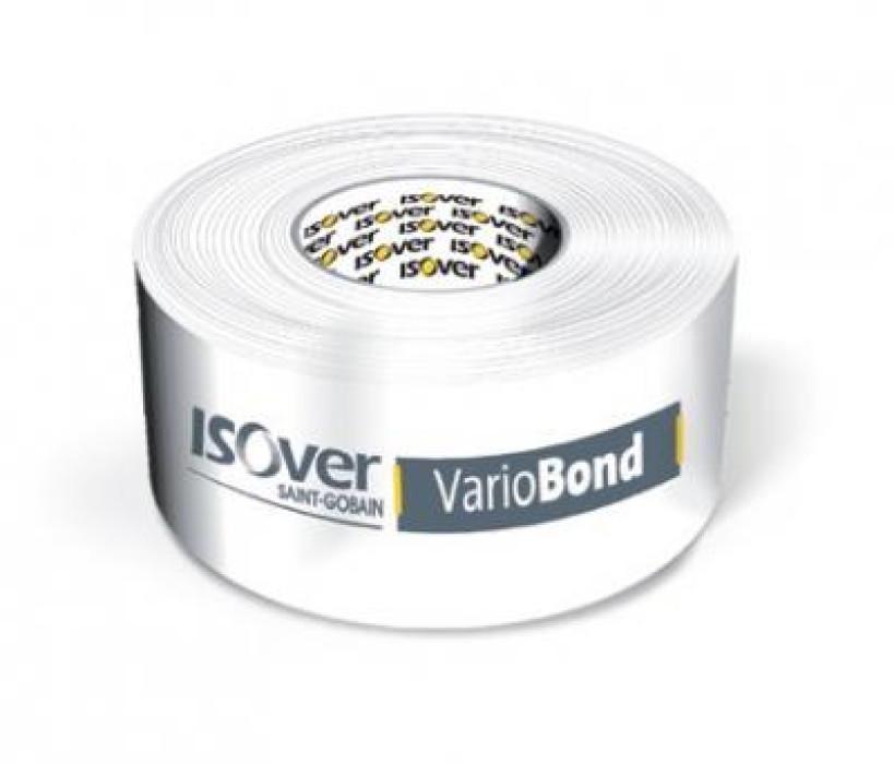 Isover Vario Bond 100mm  apmetuma lente 25m/rullī