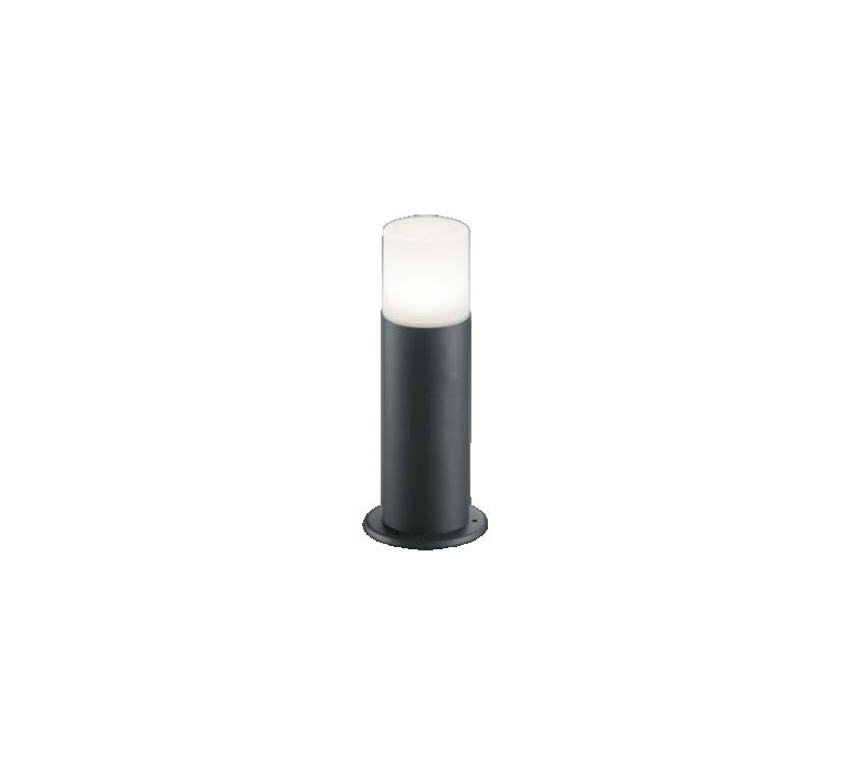 Āra gaismeklis TRIO Hoosic 1xE27 max28W IP44 30cm antracīts 524060142