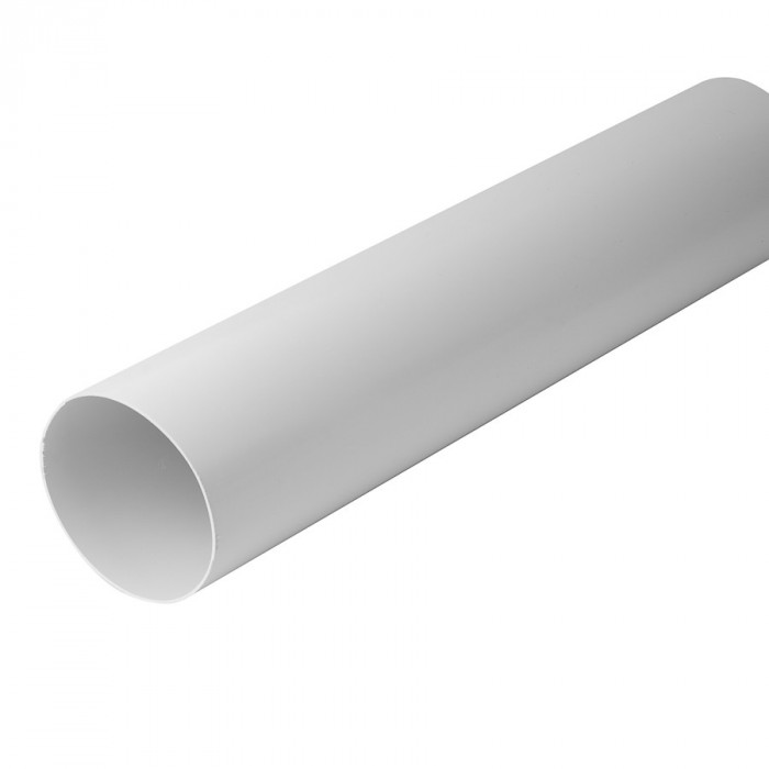 Circularductplastic,ø100mm,0.5m