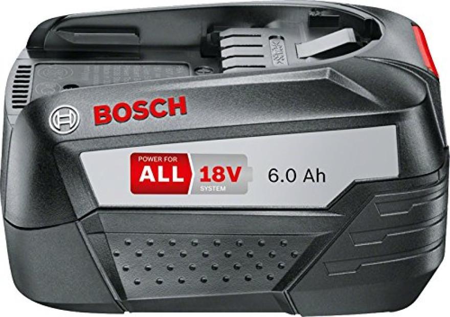 Аккумуляторный блок PBA 18В, 6Ач, Li-Ion Bosch