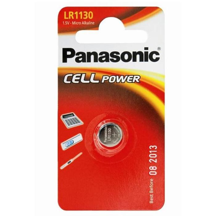 BATTERY PANASONIC CELL POWER 1.5V 1PCS./PACK
