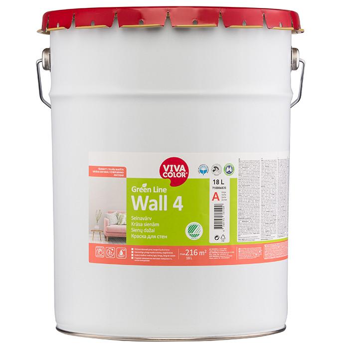 VIVACOLOR GL Wall 4 A 18L Full matt wall paint