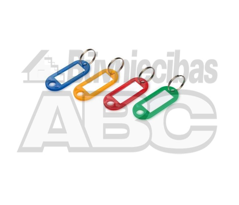 Keychain multicolour