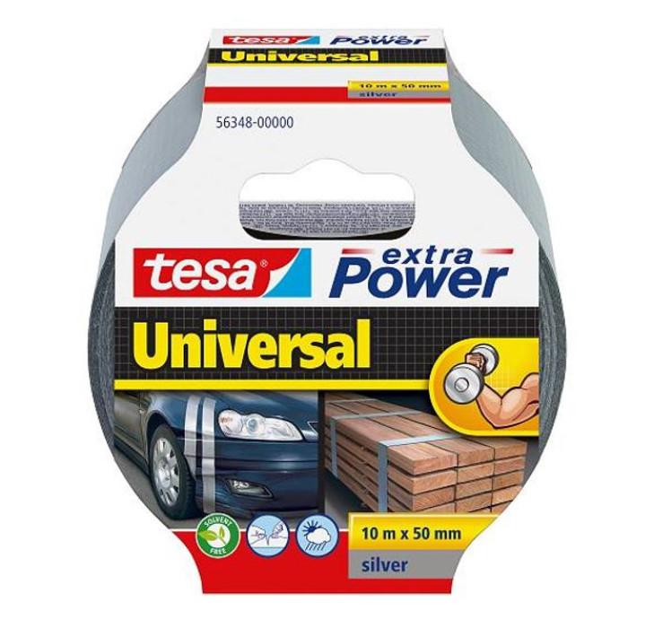 tesa 56348 extra Power Universal 10mx48mm Black