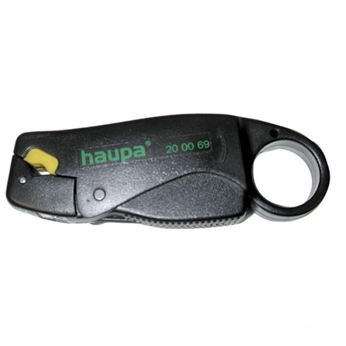 HAUPA striper for TV cables RG-58-59-62-6,6QS