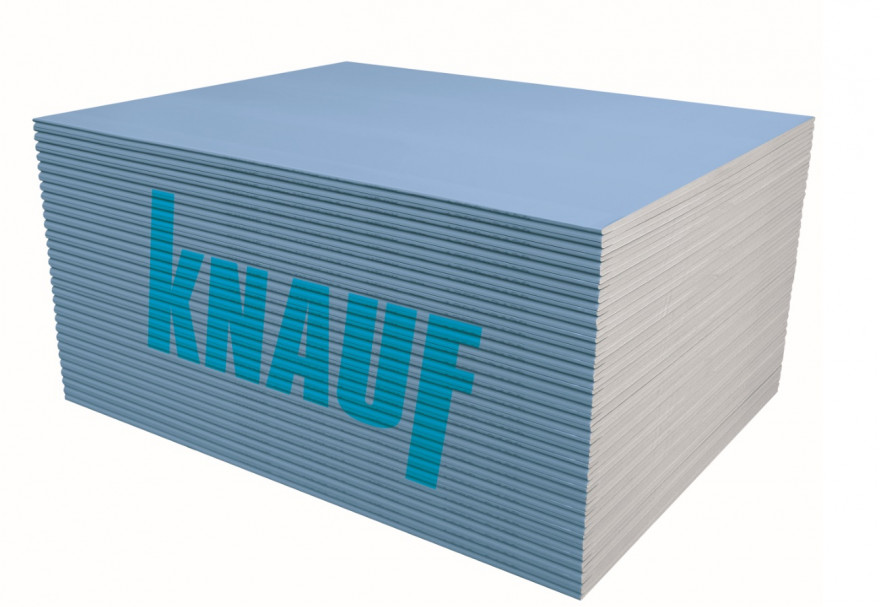 KNAUF ģipšk. GKFI Blue Mini 12.5mm 900x1300mm
