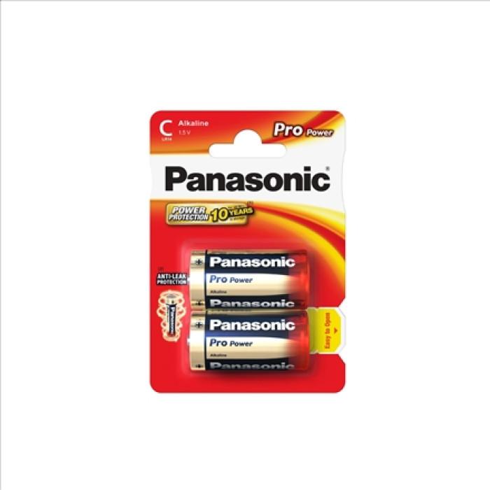 BATTERY PANASONIC PRO POWER C 2PCS./PACK