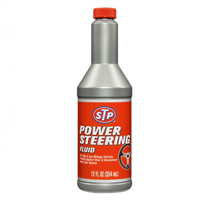 STP Power Steering Fluid 12oz