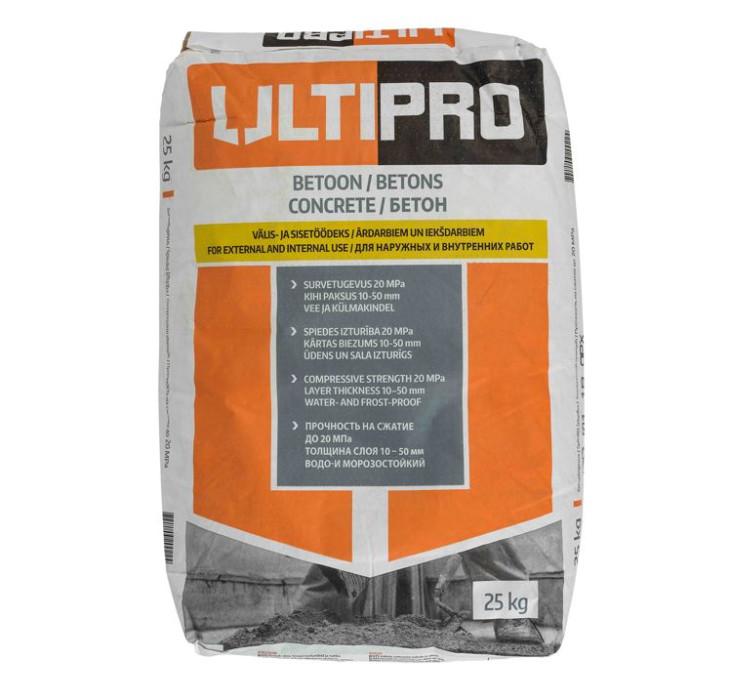 ULTIPRO C20 concrete 25kg