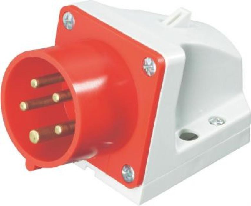 PCE Wall plug 16A 5p. 400V IP-44