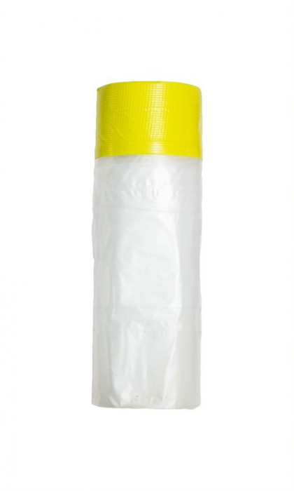 COLOR EXPERT CQ Poly/Fabric thick 140cmx16m,K20cm Band yellow44mm,HDPE18my