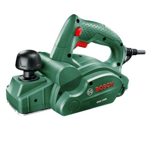 Ēvele 82mm Bosch PHO 1500  550W 06032A4020 / 06032A4000